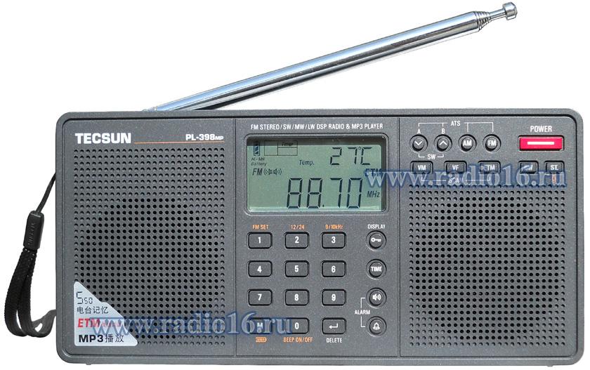 инструкция на русском языке к радиоприёмнику Tecsun 398 - фото 6