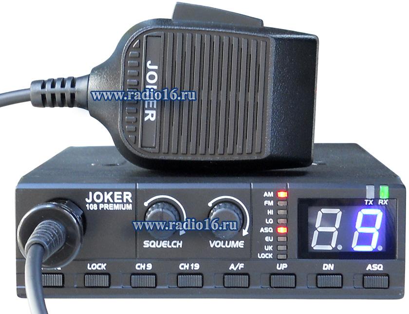 Joker 108 premium инструкция