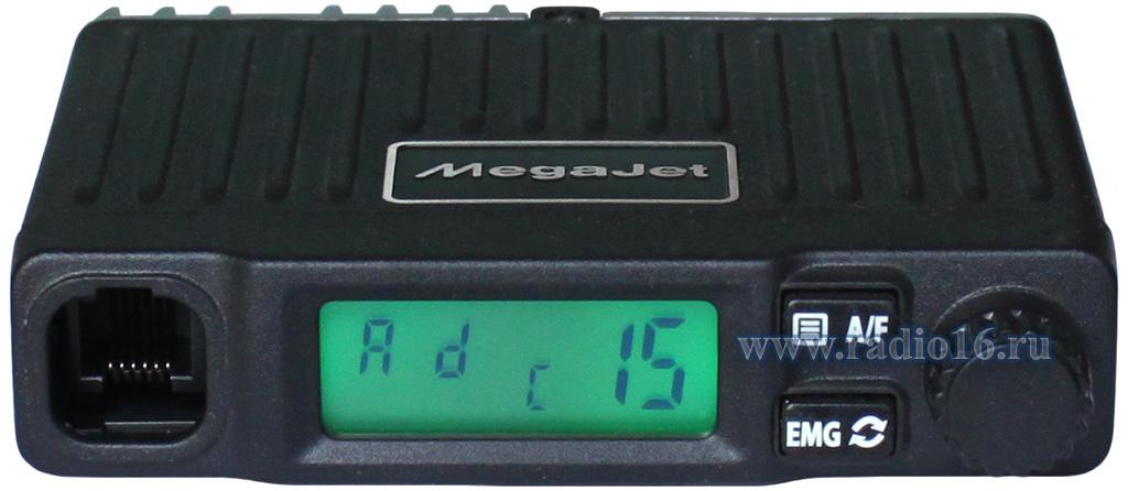 Рация Megajet MJ-50