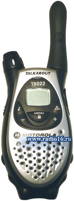 Motorola t5022 инструкция частот