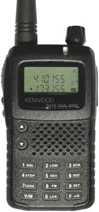 KENWOOD TH-F5 DUAL
