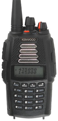 KENWOOD UVF1 TURBO